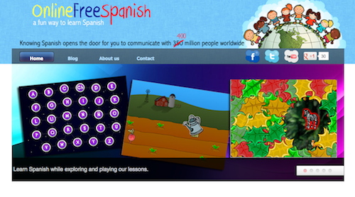 spanish websites for kids OFS