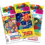 Online Spanish Magazine for Kids: Algarabía