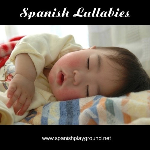 Spanish lullabies provide early language exposure to babies.