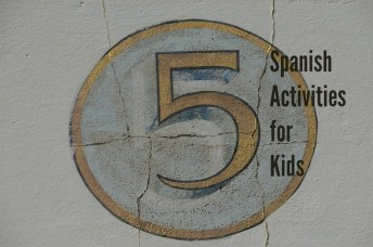 Five ideas for Spanish class.