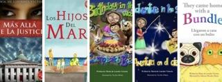Spanish books for chidren by María de Lourdes Victoria.
