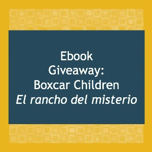 spanish chapter books giveaway