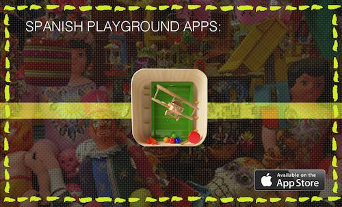 spanish ipad apps