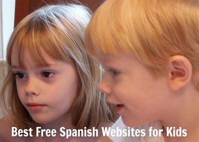 Best Spanish websites for kids.