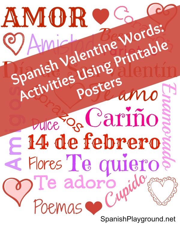 spanish valentine coloring pages - photo#35