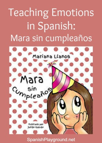 A picture book by Mariana Llanos to help kids talk about emotions in Spanish.