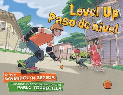 Spanish health and exercise vocabulary in a story for children.