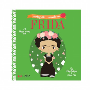 Lil' Libros publishes bilingual books for babies and toddlers.