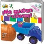 Book with CD teaches gustar, adjective – noun agreement, and colors in Spanish