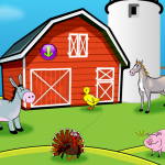 Spanish Farm Animals – Nine Activities from OnlineFreeSpanish