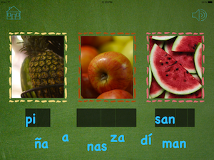Spanish apps engage kids with language.