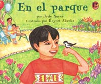 Story in Spanish teaches 5 senses.