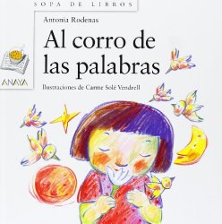 A book of Spanish poems for children published by Anaya.
