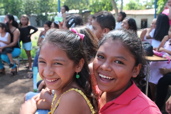 Rayo de sol supports education in Nicaragua.