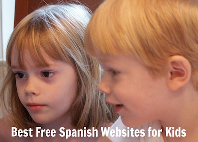 Best Spanish websites for kids.