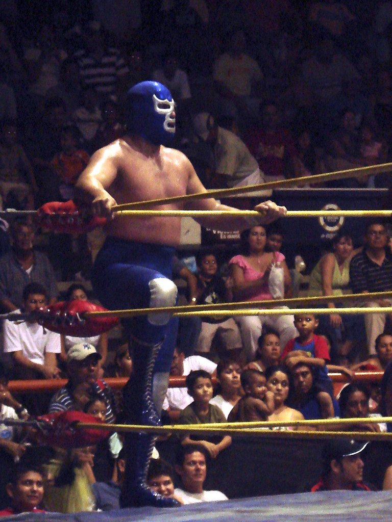 Mexican culture for kids with resources related to lucha libre